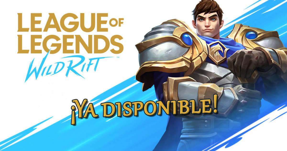 League of Legends: Wild Rift disponible en Android e iOS; descarga y requisitos, Cloud Pocket 365