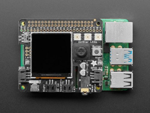 Adafruit guest post: Machine learning add-ons for Raspberry Pi, Cloud Pocket 365