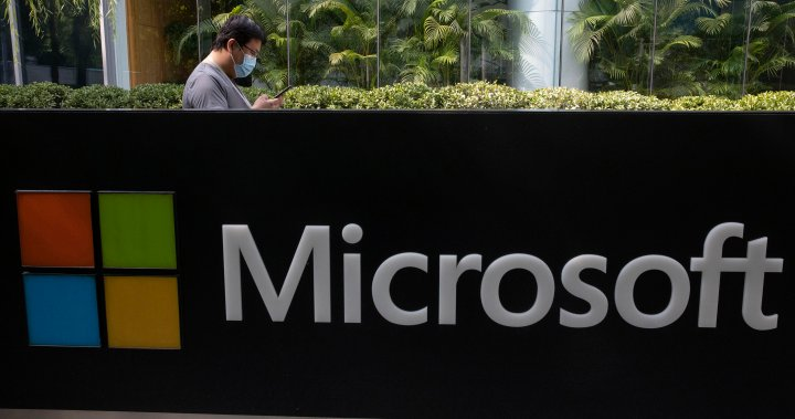 Malicious software found in Microsoft systems, related to U.S. cyberattack – National | Globalnews.ca, Cloud Pocket 365
