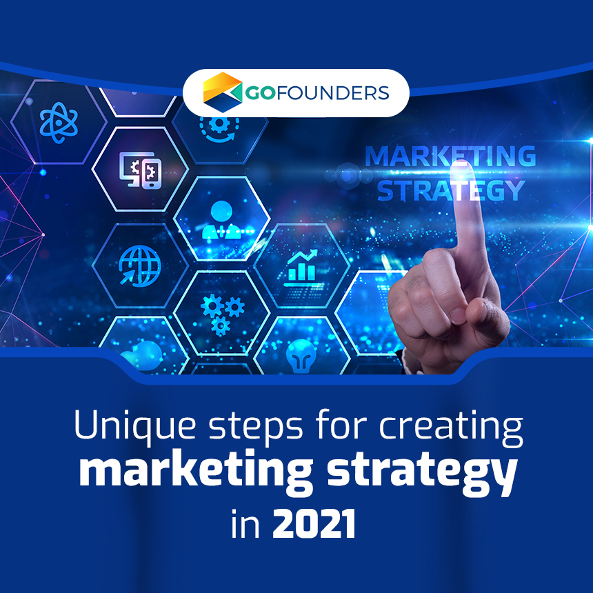 Unique Steps For Creating Marketing Strategy In 2021, Cloud Pocket 365