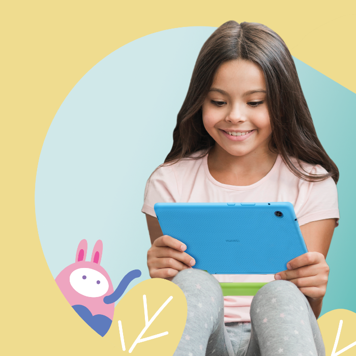 5 razones por las que Huawei Matepad T8 Kids es la tablet ideal para niños, Cloud Pocket 365