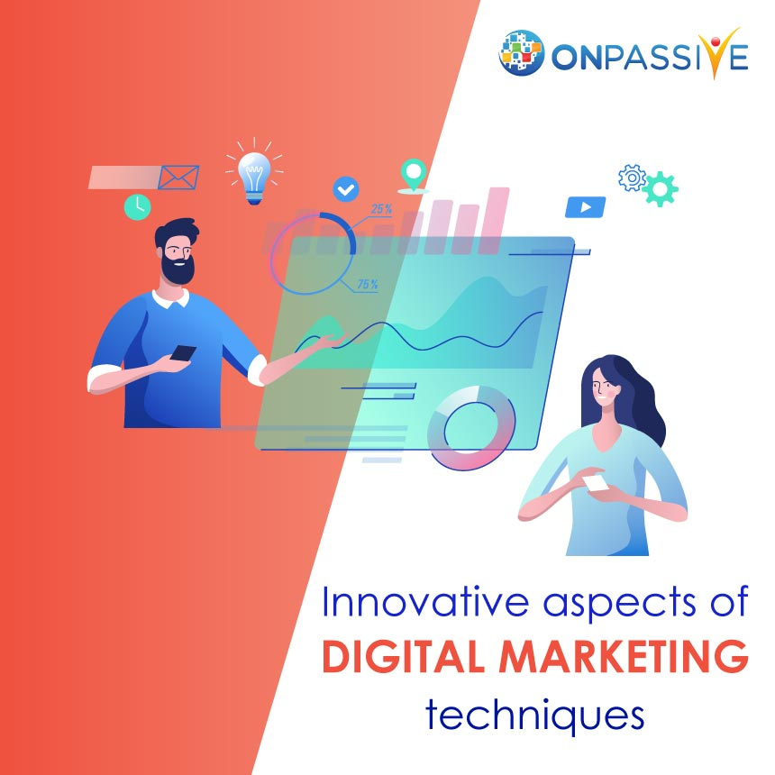Innovative Aspects of Digital Marketing Techniques – ONPASSIVE, Cloud Pocket 365
