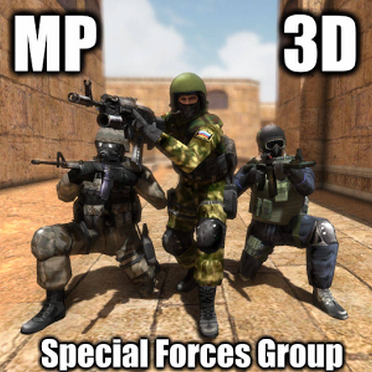 Special Forces Group 2 APK MOD v4.21 (Dinero Infinito), Cloud Pocket 365