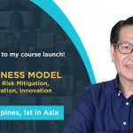 Invitation to My Video Launch: The Business Model Course: First in the Philippines, First in Asia – The Marketing Mentor