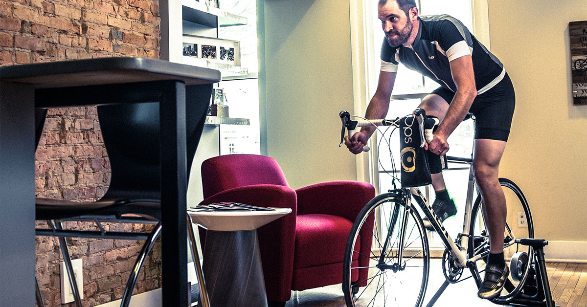 Bike Trainers, Training Software and CycleOps Compatibility | Saris, Cloud Pocket 365