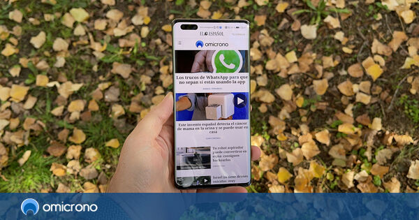 Probamos el Huawei Mate 40 Pro:  la última bestia china sin Google, Cloud Pocket 365