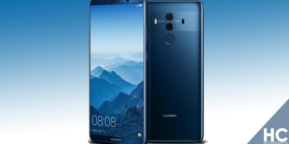 Huawei Mate 10 receiving a new software update with September security patch, Cloud Pocket 365