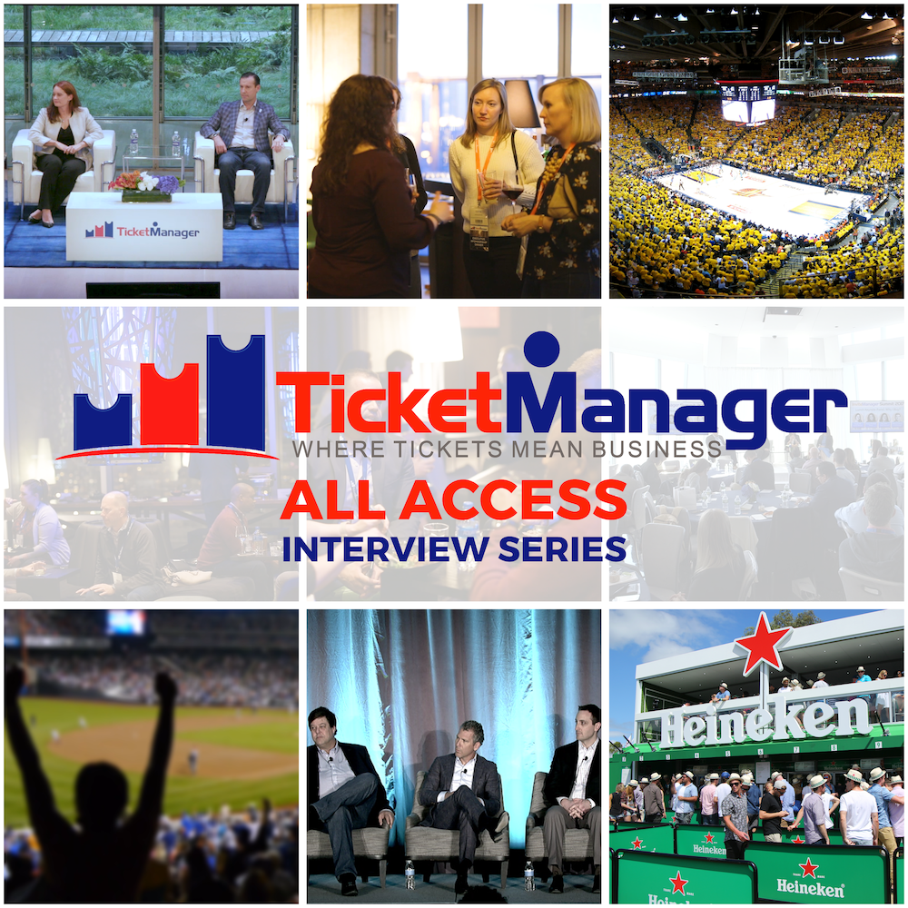 TicketManager Partners With Sports Marketing & Sponsorship Veteran Jim Andrews On Thought-Leadership Content Initiative, Cloud Pocket 365