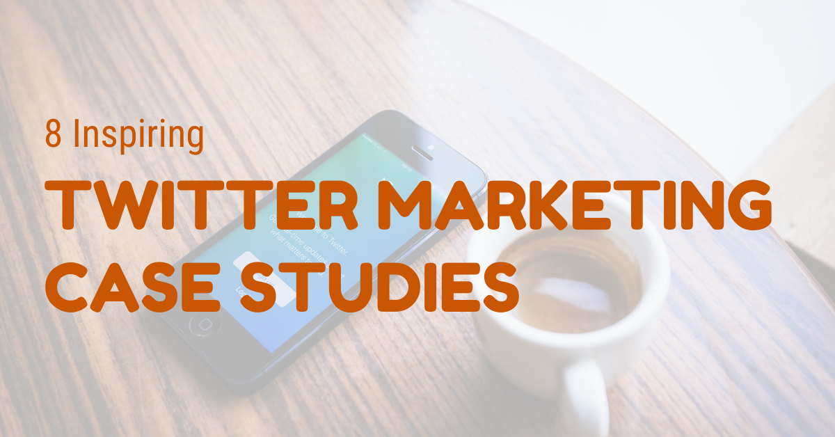 8 Inspiring Twitter Marketing Case Studies, Cloud Pocket 365