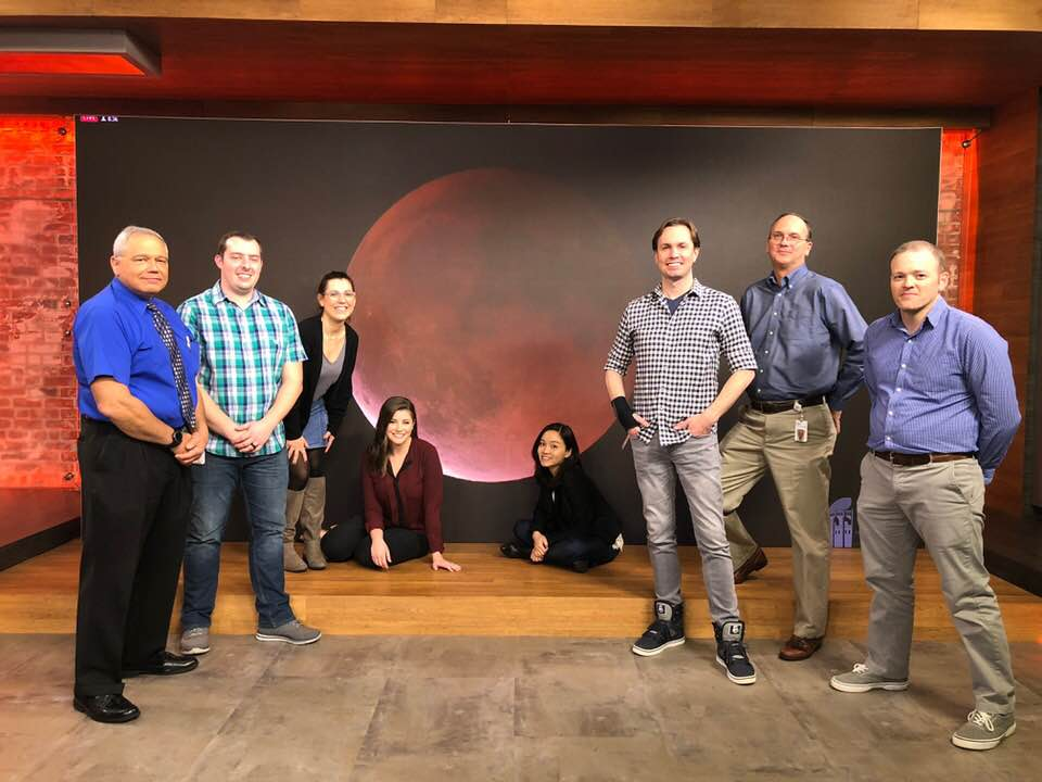 The All-New IP Production Studio at The Weather Company, an IBM Business, Cloud Pocket 365