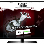 Planet Horror, la única OTT de terror en España, ya disponible en Apple TV y dispositivos con Android TV